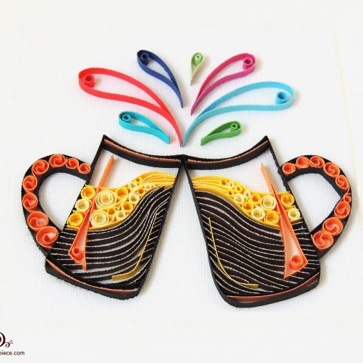 Beer celebration_26x26_2016_quilling